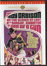 ROY ORBISON The Fastest Guitar Alive Brand New but UNSEALED Region 1