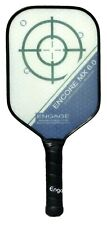 New Engage Encore MX 6.0 Pickleball Paddle Polymer Blue midweight thin grip