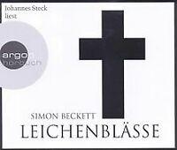 Leichenblässe (Hörbestseller) von Beckett, Simon | Buch | Zustand gut