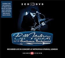 Bill Nelson & The Gentlemen Rocketeers : Live in Concert at Metropolis Studios