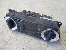 Klimabedienteil Audi TT 8N Klimabetätigung Steuergerät 8N0820043A