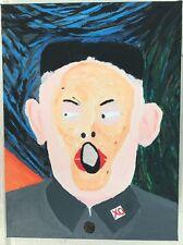 Living In Fear North Korea Dictator Kim Jong Il The Scream