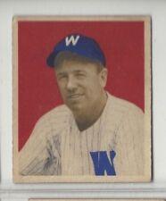 1949 BOWMAN # 74 TOM McBRIDE NICE CARD