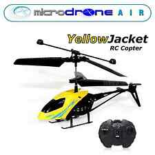 "MicroDRONE- Red Wasp or Yellow Jacket Copter 6""-  Remote Control"