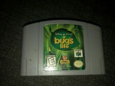 Nintendo 64 A Bug's Life N64 Video Game, Cart Only