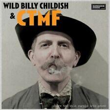 Wild Billy Childish & CTMF - Where The Wild Pu (Vinyl LP - 2021 - EU - Original)