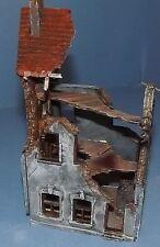 WOW Buildings 28mm Terrace House Ruin #3