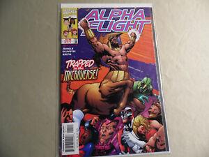 Alpha Flight #11 (Marvel 1998) Free Domestic Shipping