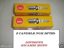 2 CANDELE NGK BP7HS ZUNDAPP KS 601 600 -