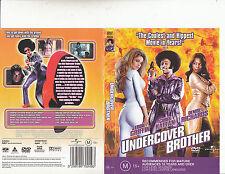 Undercover Brother-2002-Eddie Griffin-Movie-DVD