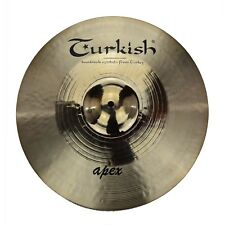 "TURKISH CYMBALS Becken 16"" Crash Apex Rock Series bekken cymbale cymbal 1090g"