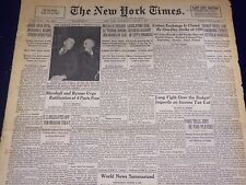 1947 MARCH 5 NEW YORK TIMES - TRUMAN HONORS MEXICO HEROES - NT 3505