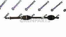 Renault Clio III PH2 2009-2012 1.2 TCE OS UK Driver's Side Driveshaft 8200557126