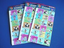 Disney Day Runner Mickey Mouse Calendar Stickers 216 Stickers total New Sealed