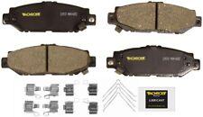 Disc Brake Pad Set-Natural Rear Monroe CX572