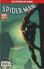 Spider-Man Der Giftatem der Hydra! #21 Marvel Comic 2006 Deutsch