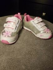 Toddler girls shoes size 8