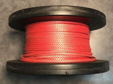 "3/16"" X 400' Tech 12 Rope, Red - Samson Rope"