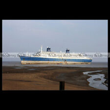 #php.02971 Photo SS NORWAY BLUE LADY ALANG PAQUEBOT FRANCE OCEAN LINER