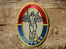ECUSSON PATCH THERMOCOLLANT aufnaher toppa VICTORY vision tour jackpot hammer