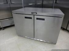 "Delfield Uc4448N Undercounter 48"" Front-Breathing Cooler Refrigerator Restaurant"