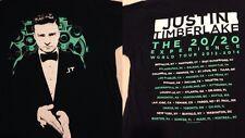 Justin Timber lake Jt 20/20 Experience World Tour 2013-2014 T Shirt Adult L