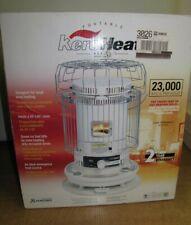 KERO Convection Kerosene Heater 23,000 BTU Compact Heat Indoor Radiant Portable