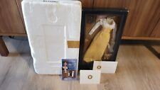 Franklin Mint Titanic Rose Vinil Doll Strolling Yellow Encemble Outfit Nrfb