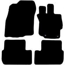 MITSUBISHI Lancer Tailored CAR MATS (08 on) - BLACK