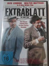 Das Extrablatt - Sensationspresse mit Walter Matthau, Jack Lemmon, Billy Wilder