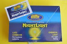 25 SOBRES STARLIGHT LUZ NOCTURNA LINEAEFFE mm 4,5x39 DOBLE luz PESCA - EF01