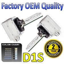 Citroen C5 04-on D1S HID Xenon OEM Replacement Headlight Bulbs 66144