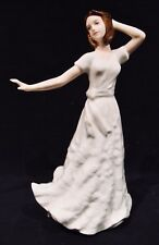 Royal Doulton - Charmed 1988 Figurine By Royal Doulton #Hn 4445 Artist Signed
