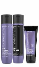 Matrix Total Results Color Obsessed So Silver  - Shampoo - Conditioner - Mask