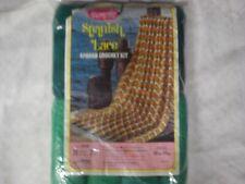 Spanish Lace Afghan Crochet Kit