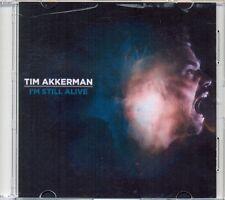 TIM AKKERMAN - I'm still alive 2TR DUTCH ACETATE PROMO CD 2015 / DI-RECT