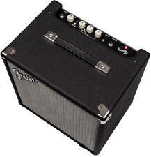 Fender Rumble 25 - ultraleichtes Basscombo, schwarz
