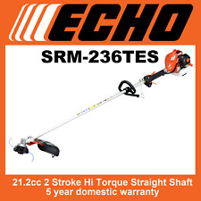 Echo SRM-236TES/L Trimmer, FREE shipping, 5 Year Warranty, Made in Japan