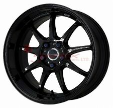 WORK Wheel EMOTION D9R 18inch Gloss Black (BLK) 9.5J +38 /+30 /+23 /+12 5Hx114.3