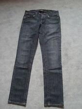 Cambio - Modell low fit Hose, Damenhose , Jeans, Jeanshose, Freizeithose Gr. 40
