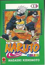 NARUTO COLOR 5 - PLANET MANGA PANINI - NUOVO