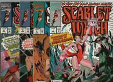 Marvel Comics Scarlet Witch #1 #2 #3 & #4 Jan. - Apr. 1994 All NM-