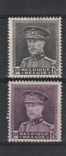 timbres belgique No 318 &319  neufs **