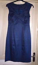 M&Co Stunning Satin Dress, Size 12 - Beautiful!