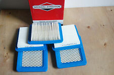 GENUINE BRIGGS & STRATTON AIR FILTER 4101  5PKG OF 4915  *  NEW  *