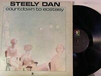 Steely Dan – Countdown To Ecstasy LP 1973 Orig. ABCX-779 - ULTRASONIC CLEAN! EX