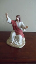 C Homco Porcelain Bible Figurine Greatest Stories Ever Told Sermon on the Mount