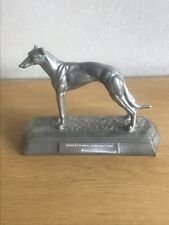 Sheffield Retired Greyhound Fund Winner 2011 Award Trophy