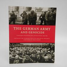 The German Army & Genocide-1999-Nazi-WWII