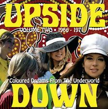 Upside Down: Coloured Dreams From The Underworld / (2014, CD NEU)